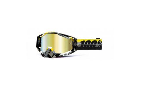 RACECRAFT - Max - Mirror gold lens